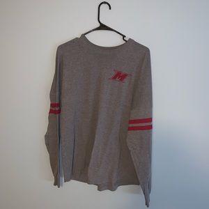 Manhattanville College Spirit Jersey Shirt